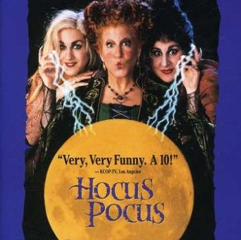 Halloween movie Hocus Pocus