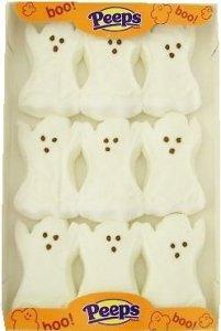Halloween Candy - Ghost Peeps