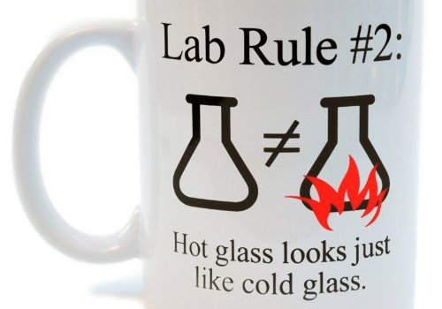 science geek mug