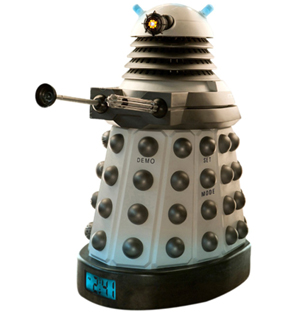 Doctor Who Dalek Alarm gift idea