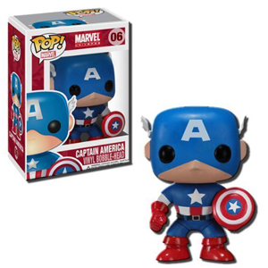 funko pop captain america gifts for geeks