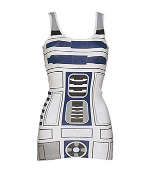 Star Wars R2-D2 Vest