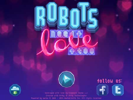 One Minute Gaming - Robot Love