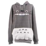 cute totoro hoodie