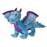 blue dragon plushie valentine