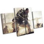 call of duty canvas art print gift