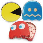 pacman candy tins