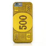 monopoly money phone case