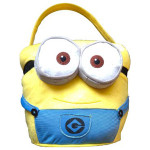 despicable me minion plush easter basket