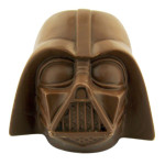 star wars darth vader chocolate head