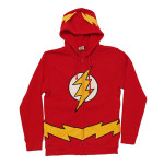 dc comics the flash hoodie