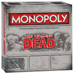 walking dead themed monopoly