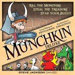 munchkin tabletop card game