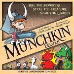 munchkin tabletop card game