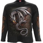 Obsidian dragon t-shirt