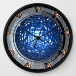 stargate-of-the-gods-wall-clocks