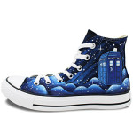 doctor who converse sneakers