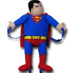 superman backpack buddy
