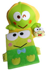 sanrio keroppi product review