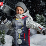 kids thor snow jacket