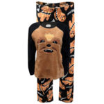star wars chewbacca pajamas