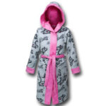 big bang theory soft kitty robe